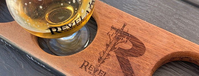 Revelation Craft Brewing Company is one of Rehoboth.