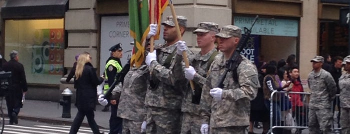 America's Parade   Veterans Day   New York City is one of Brownstone Living NYC's Liked Places.