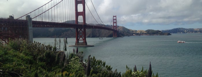 Golden Gate Bridge is one of Brownstone Living NYC's Liked Places.
