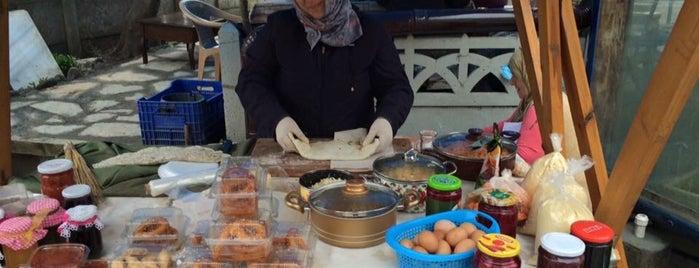 İnciraltı Mancarlı Pide ve Yöresel Ürünler is one of Bolu & Düzce.