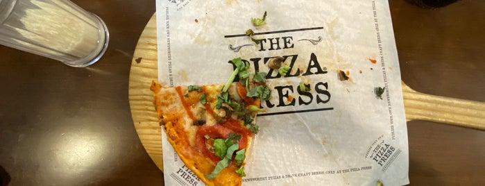 The Pizza Press - Anaheim is one of Orte, die Ricardo gefallen.