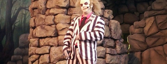 Beetlejuice's Graveyard MashUp is one of My vacation @ FL2.