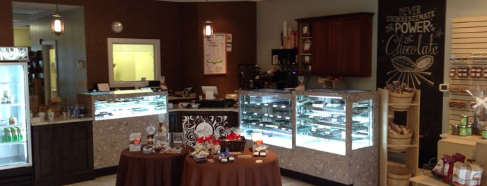 The Secret Chocolatier is one of Places to check out....