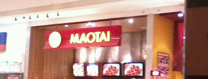Maotai is one of Sushi / Temakeria.