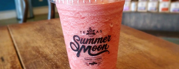 Summermoon Coffee Bar is one of Places To Visit In Austin.