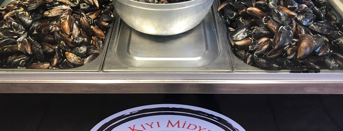 Kıyı Midye is one of Antalya.