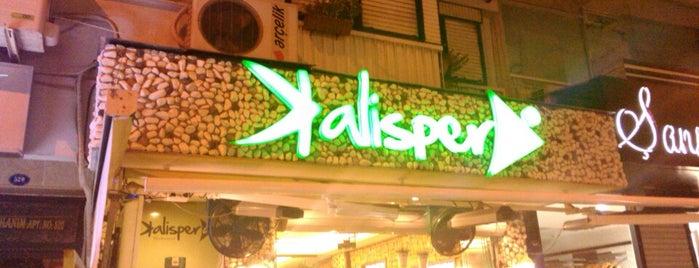 Kalispera Restaurant is one of İzmirin lezzetleri.