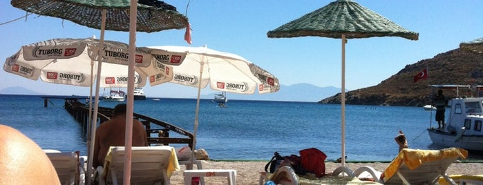Balmahmut Beach is one of Posti che sono piaciuti a k&k.