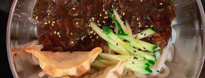Kangnam Pocha is one of London Eat.