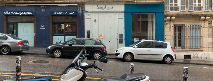 succulentes is one of Marseille.