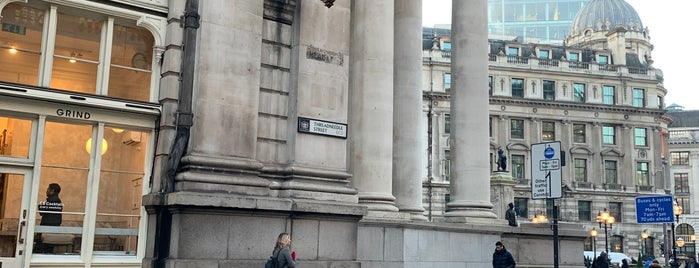 Royal Exchange Grind is one of London.