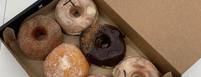 Crosstown Doughnuts is one of Sweets - LDN.