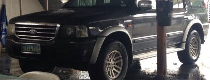 Caloy's Car Wash is one of Locais salvos de Leo.