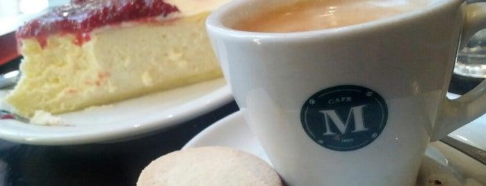 Café Martínez is one of Listas wi fi.