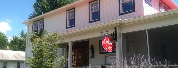 Del Ray Cafe is one of Alexandria.