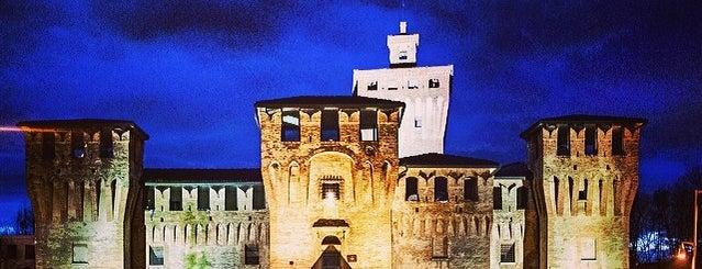 Rocca di Cento is one of Castelli Italiani.