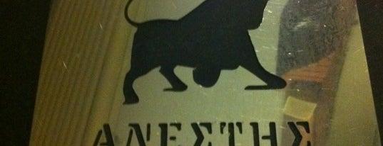"""Χασαποταβέρνα """"Ανέστης"""" is one of Orte, die Georgia❤ gefallen."""
