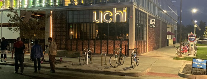 Uchi is one of Places to try.