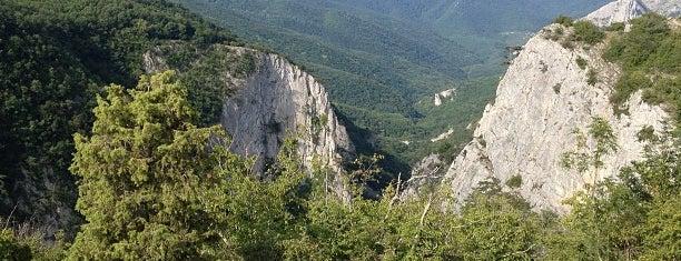 Большой каньон Крыма is one of Погулять.