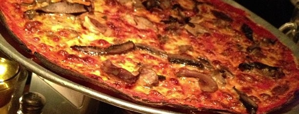 Vezzo Thin Crust Pizza is one of To Try With Ceci.