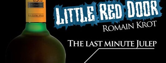 Little Red Door is one of Diplomático World Tournament: France Finalists.