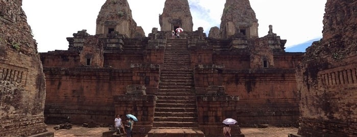 Banteay Kdei is one of Siem Reap.