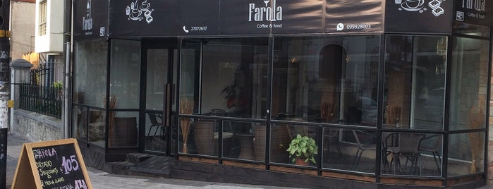 La Farola Coffee & Food is one of Cafes.