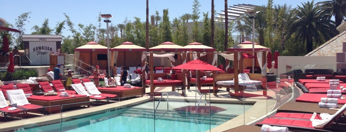 Moorea Beach Club is one of Las Vegas.