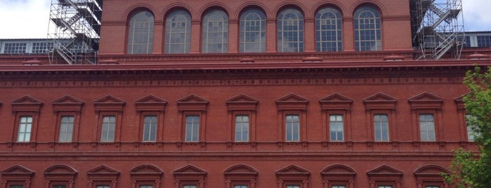 National Building Museum is one of The Liaison Capitol Hill's Local Tips.