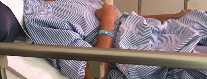 Kaunter Pendaftaran Berpusat,Hospital Sultan Ismail (HSI) is one of Neu Tea's Nav.