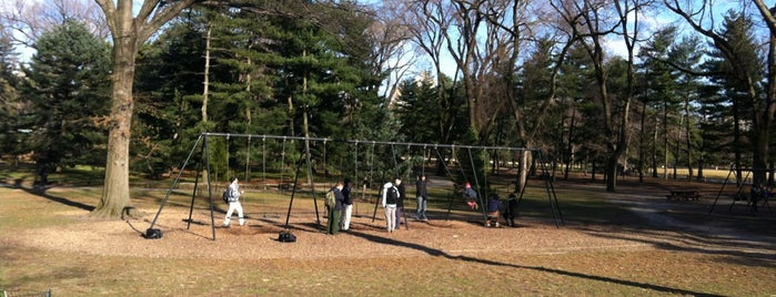 Pinetum Playground is one of NYC.