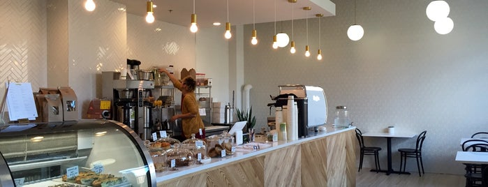 Empire Coffee + Pastry is one of Bakes and Breakfast.