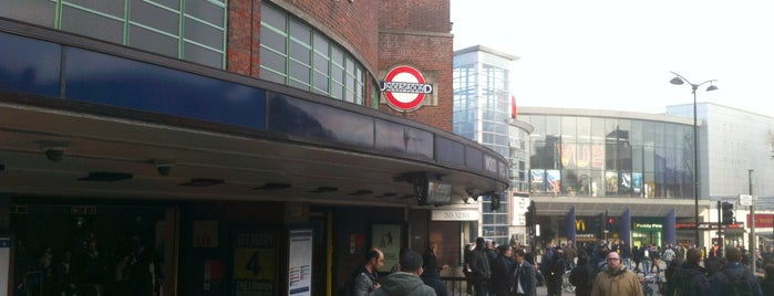 Wood Green London Underground Station is one of Underground Stations in London.