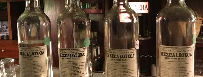Mezcaloteca is one of Travel Guide to Oaxaca.