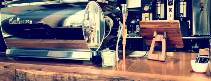 Gasoline Alley Coffee is one of Coffeetime.