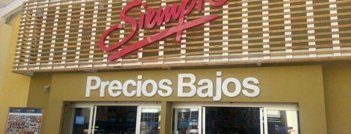 Walmart is one of Destination Cabo San Lucas.