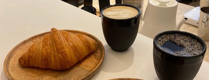 ABC Coffee Roasters is one of Кофейни мск.