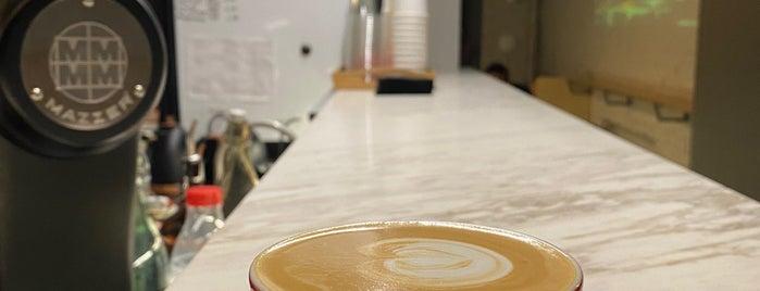 Кооператив «Чёрный» is one of Damn good coffee! And hot!.