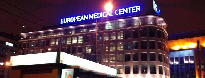 European Medical Center (EMC) is one of Места.