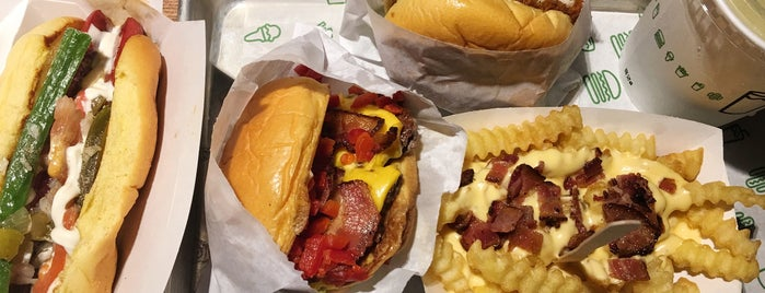 Shake Shack is one of San Diego.