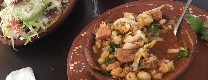 Cenaduria Sinaloa is one of ᴡさんのお気に入りスポット.