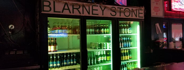 Chicago's Blarney Stone is one of Visited Bars.
