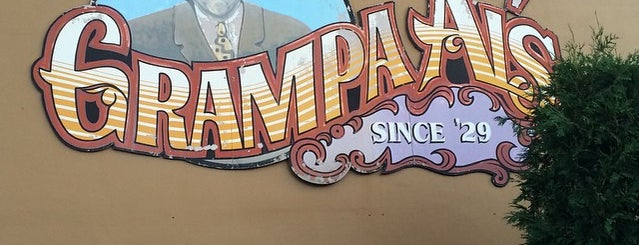 Grampa Al's is one of Places I have mixed a band.