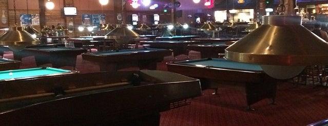 Big John's Billiards is one of Pinball Destinations.