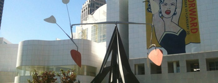 High Museum of Art is one of HotLanta.