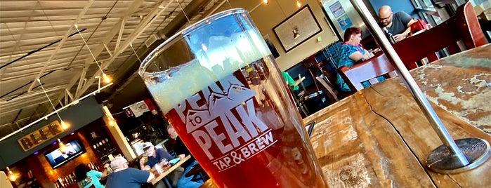 Peak to Peak Tap Room is one of Denver Fun.