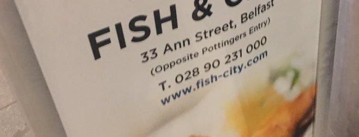 Fish City is one of Belfast.