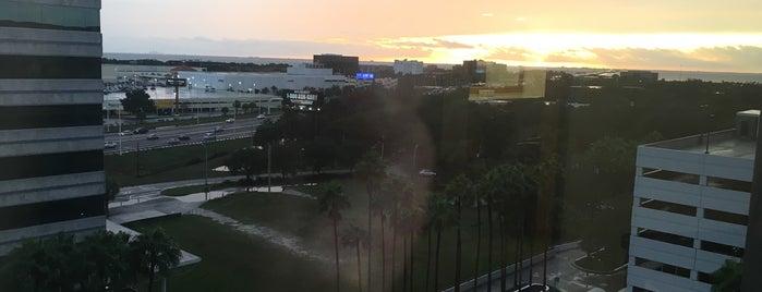 Holiday Inn Tampa Westshore - Airport Area is one of Orte, die Jordan gefallen.
