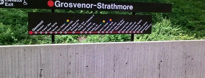 Grosvenor-Strathmore Metro Station is one of DC Metro Insider Tips.