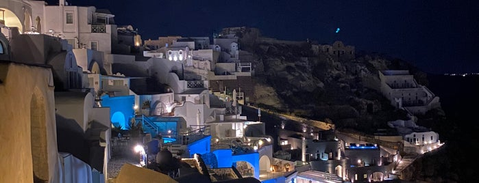 Esperas is one of Santorini.